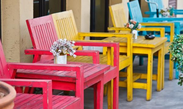 Idées créatives pour fabriquerdes meubles de terrasse avec du bois de palette recyclé