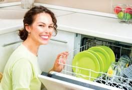 Faire lavaisselle de manière écologique pour économiser l'eau et l'énergie