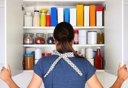 Vos armoires enfin propres en 5 conseils futés