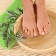 Trucs naturels pour des beaux pieds en santé