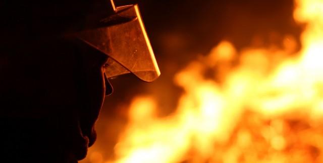 Que faire lorsque votre maison est en feu?