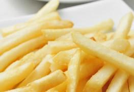 Recette de frites maison à la friteuse