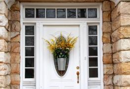 3 étapes pour une porte d'entrée propre et accueillante