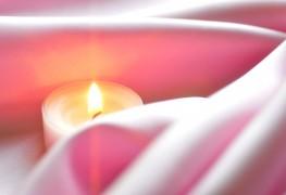 Créez une ambiance spéciale avec des bougies