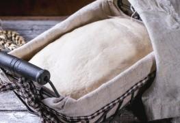 Nourriture de confort : recette de pain maison
