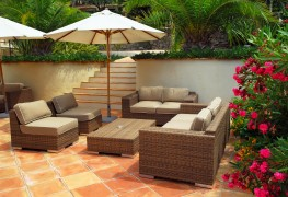 5 conseils pour choisir et entretenir les meubles de patio