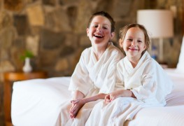 4 conseils pour partager une chambre d'hôtel avec vos enfants