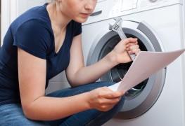 Suivez ces étapes pour trouver des pièces de rechange pour votre laveuse