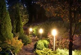 Choisir l'éclairage extérieur du patio ou de la terrasse