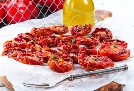 Recette de tomates séchées à l'huile d'olive