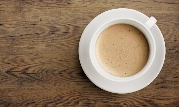 Un arrêt dans un café, quel bonheur!