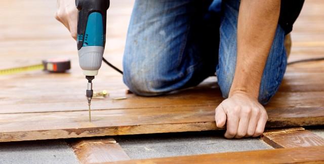Comment construire une terrasse