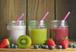 3 smoothies santé