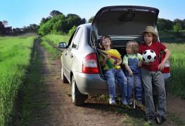 Trucs pour un voyage réussi avec des enfants d'âge scolaire