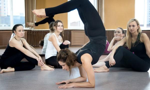 posture yoga difficile