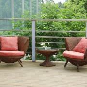 Des conseils faciles pour entretenir vos meublesde patio en osier