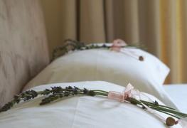 Faites vos propres oreillers aux plantes odorantes !
