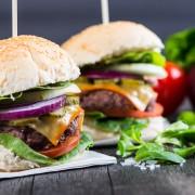 Recette de hamburgers sains, savoureux et faits maison