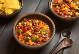 Recette délicieuse de chili végétarien