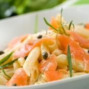 2 salades de fruits de mer santé