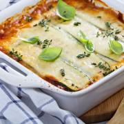 Recette santé: lasagne aux aubergines