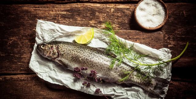 Recette délicieuse de poisson poché