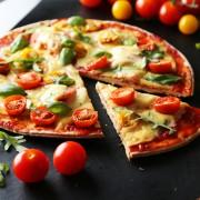 Recette de pâte de pizza au chou-fleur