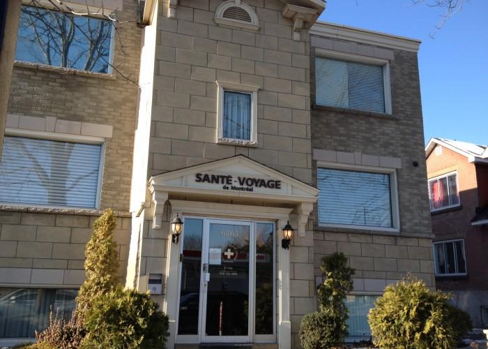 Clinique Santé-Voyage de Montréal, Médecine du voyage, prévention, conseils, vaccins, sécurité