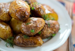 2 idées simples pour préparer des patates