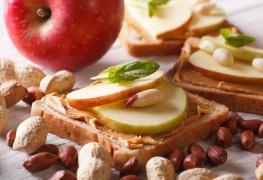 5 collations délicieuses et saines à partir de pommes