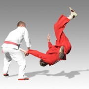 Initiation au judo: techniques et étirements simples