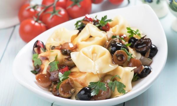 Des pâtes qui plairontà tous :2 recettes de tortellini formidables