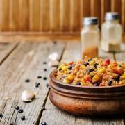 Recette simple de chili végétalien