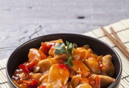 Recette de poulet au chili à la cuiseuse de riz