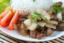 Recette de salade au rôti de bœuf