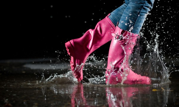 3 conseils pour rester au sec sous la pluie