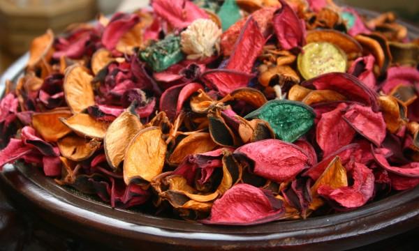 5 étapes pour concocter de merveilleux pots-pourris