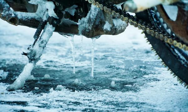 5 conseils pour entreposer une moto en hiver