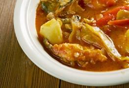 Recette de chaudrée de poisson à la tomate et au fenouil