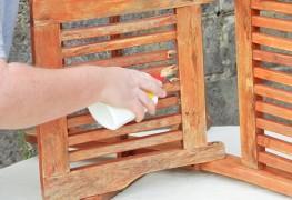Comment réparer des meubles en bois