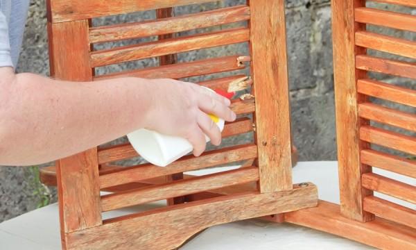 comment reparer meuble en bois