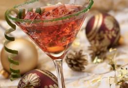 4 délicieux cocktails de Noël pour démarrer la fête