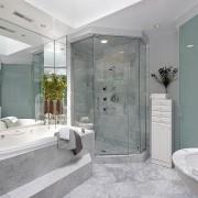6 façons d'adapter votre salle de bain en fonction de votre diabète