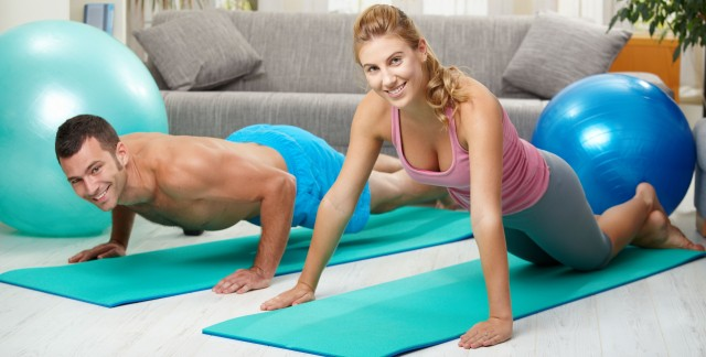 Musculation: 6 exercices pour poitrine et triceps