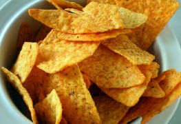 Recette de nachos de matzo