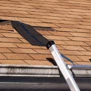 Le budget d'une fuite de toit