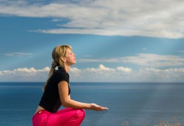 Exercices de respiration permettant de réduire l'anxiété