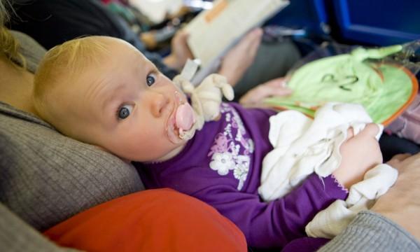 Conseils pour voyager avec un bébé