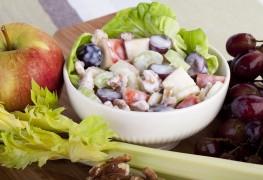 3 recettes de salades-repas consistantes et saines