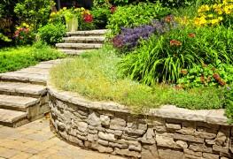 Idées et conseils facile d'aménagement paysager de week-end